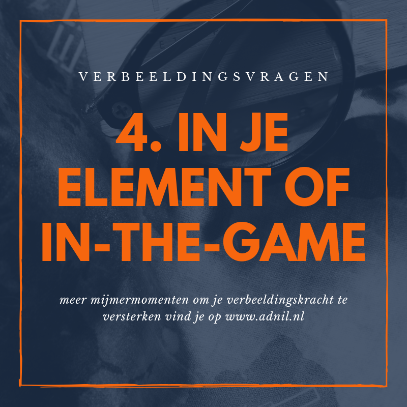 4 in je element of in-the-game